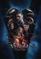 """Poster for the movie """"Venom: Let There Be Carnage"""""""