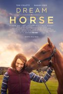 """Poster for the movie """"Dream Horse"""""""