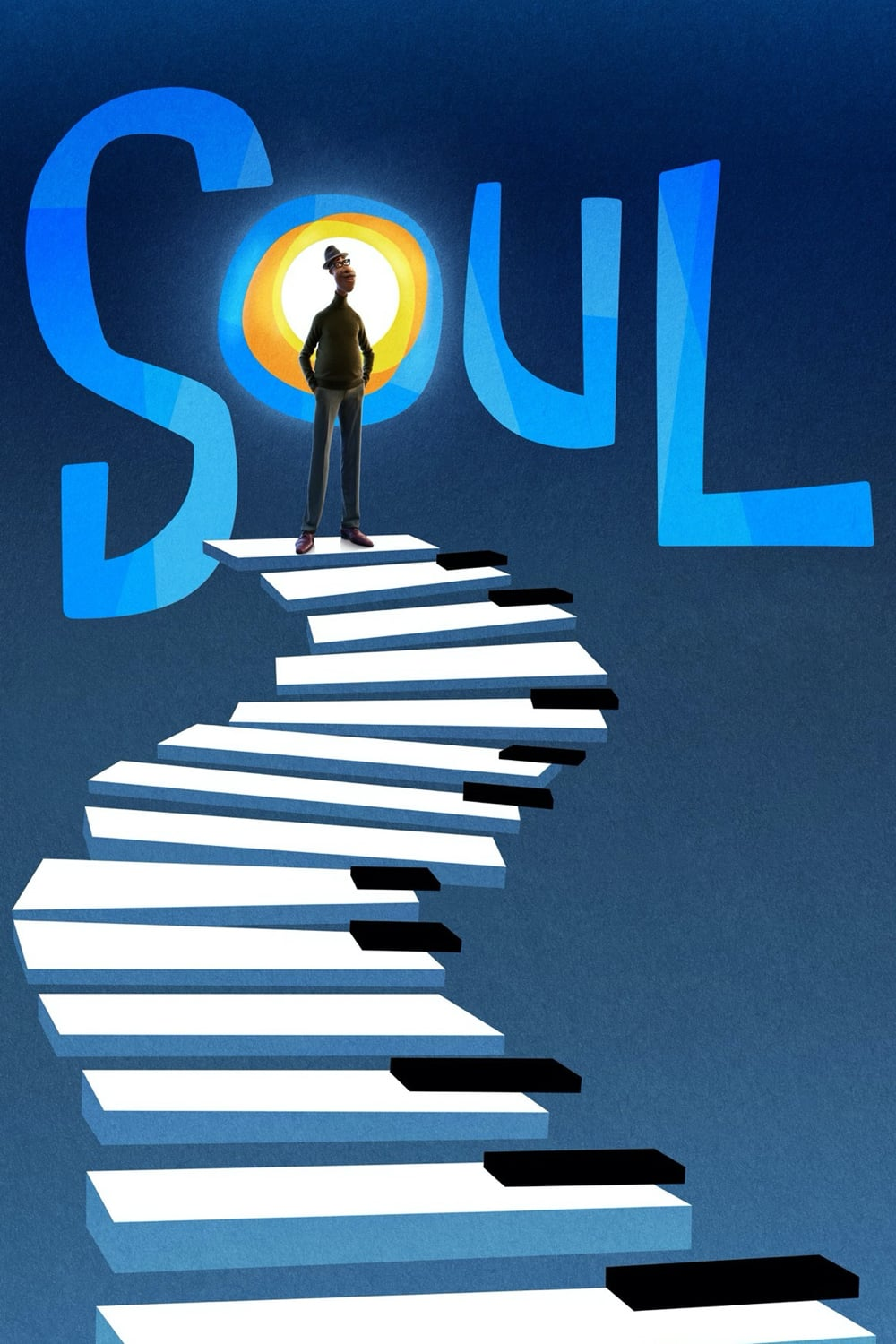 "Poster for the movie ""Soul"""