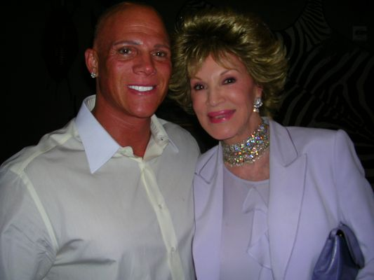 Johnny Brenden with Phyllis Mcguire