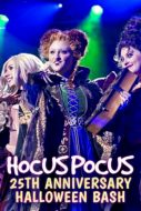 """Poster for the movie """"Hocus Pocus 25th Anniversary Halloween Bash"""""""