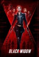 "Poster for the movie ""Black Widow"""