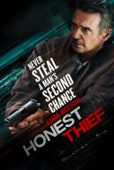 """Poster for the movie """"Honest Thief"""""""