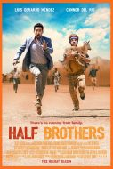 """Poster for the movie """"Half Brothers"""""""