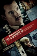 """Poster for the movie """"The Courier"""""""