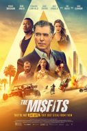"""Poster for the movie """"The Misfits"""""""