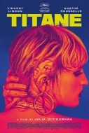 """Poster for the movie """"Titane"""""""