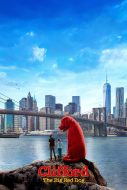 """Poster for the movie """"Clifford the Big Red Dog"""""""