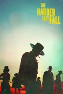 """Poster for the movie """"The Harder They Fall"""""""